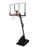 Баскетбольная стойка - в комплекте щит, кольцо DFC SBA024, фото 1