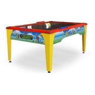 Антивандальный стол-аэрохоккей Home 5 ф, фото 1