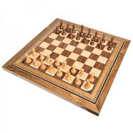 Шахматы + нарды инкрустация 60, Zeynalyan, фото 1