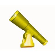 Телескоп пластиковый Playgarden (желтый), фото 1