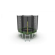 Батут EVO JUMP EXTERNAL 6FT GREEN, фото 1