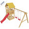 Детский уличный игровой комплекс - САМСОН 3-ИЙ ЭЛЕМЕНТ, качели, горка, песочница, фото 1